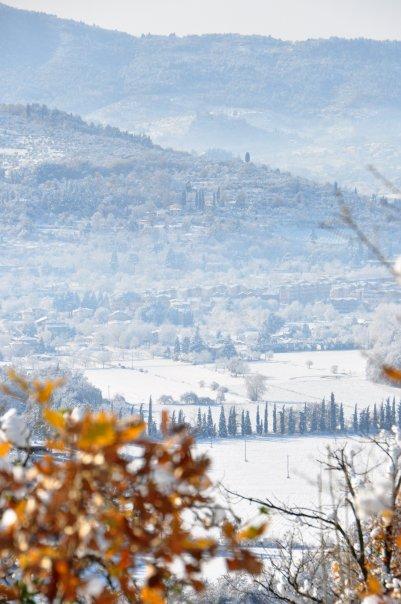 Arezzo snow