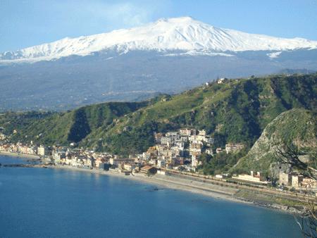 Mount-etna