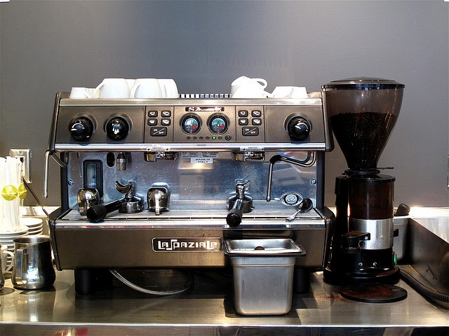 Espresso coffee machine Italian inventions Abruzzo villas holidays with Essential Italy