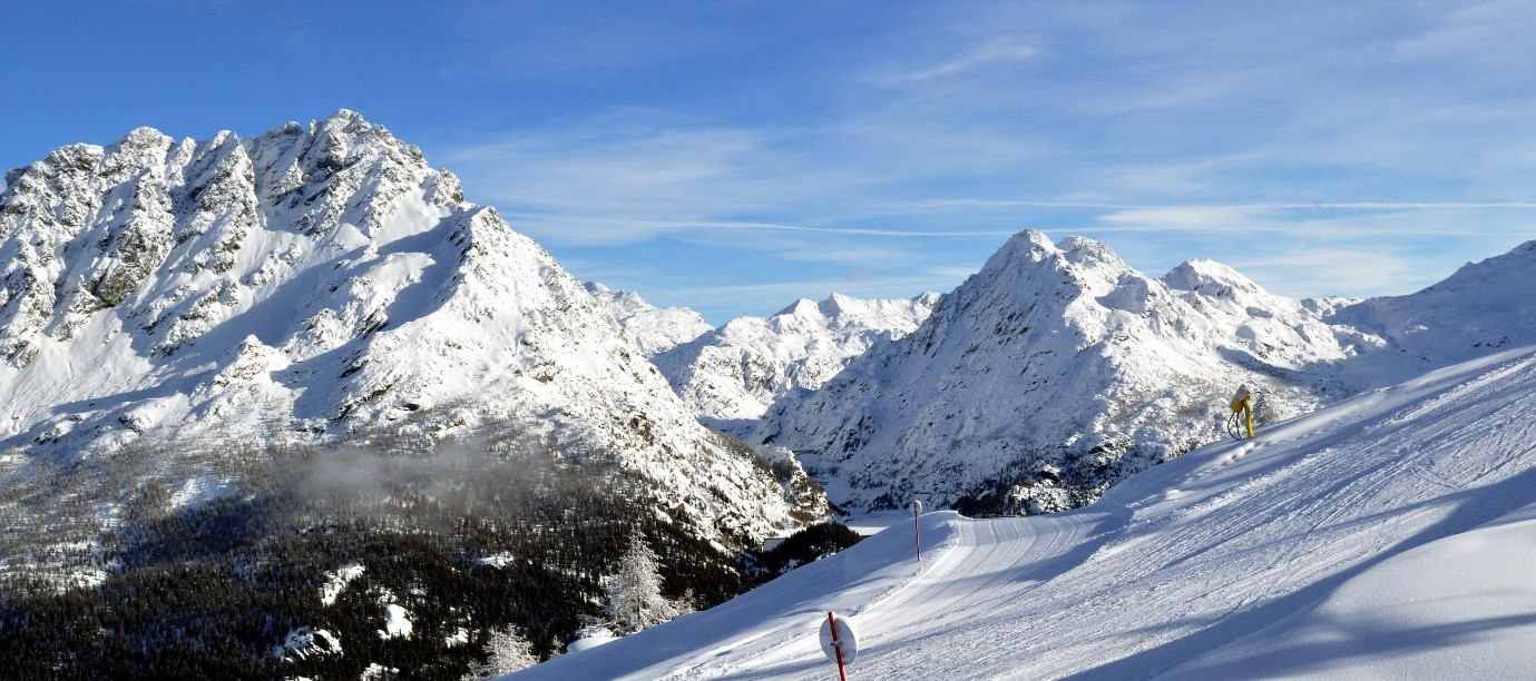 roccaraso identified as one of italy's best ski destinations
