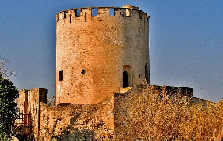 Belloluogo Tower Lecce Puglia hidden attraction Abruzzo holidays Essential Italy
