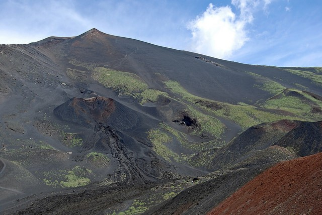 Mount Etna national park volcano near our villas in Sicily Italy Essential Italy