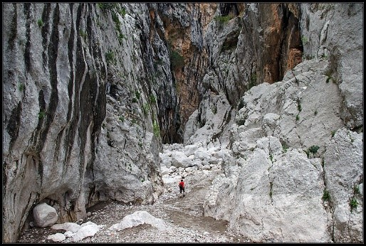 Gola Su Gorropu gorge scenic hikes near our Sardinia villas Essential Italy