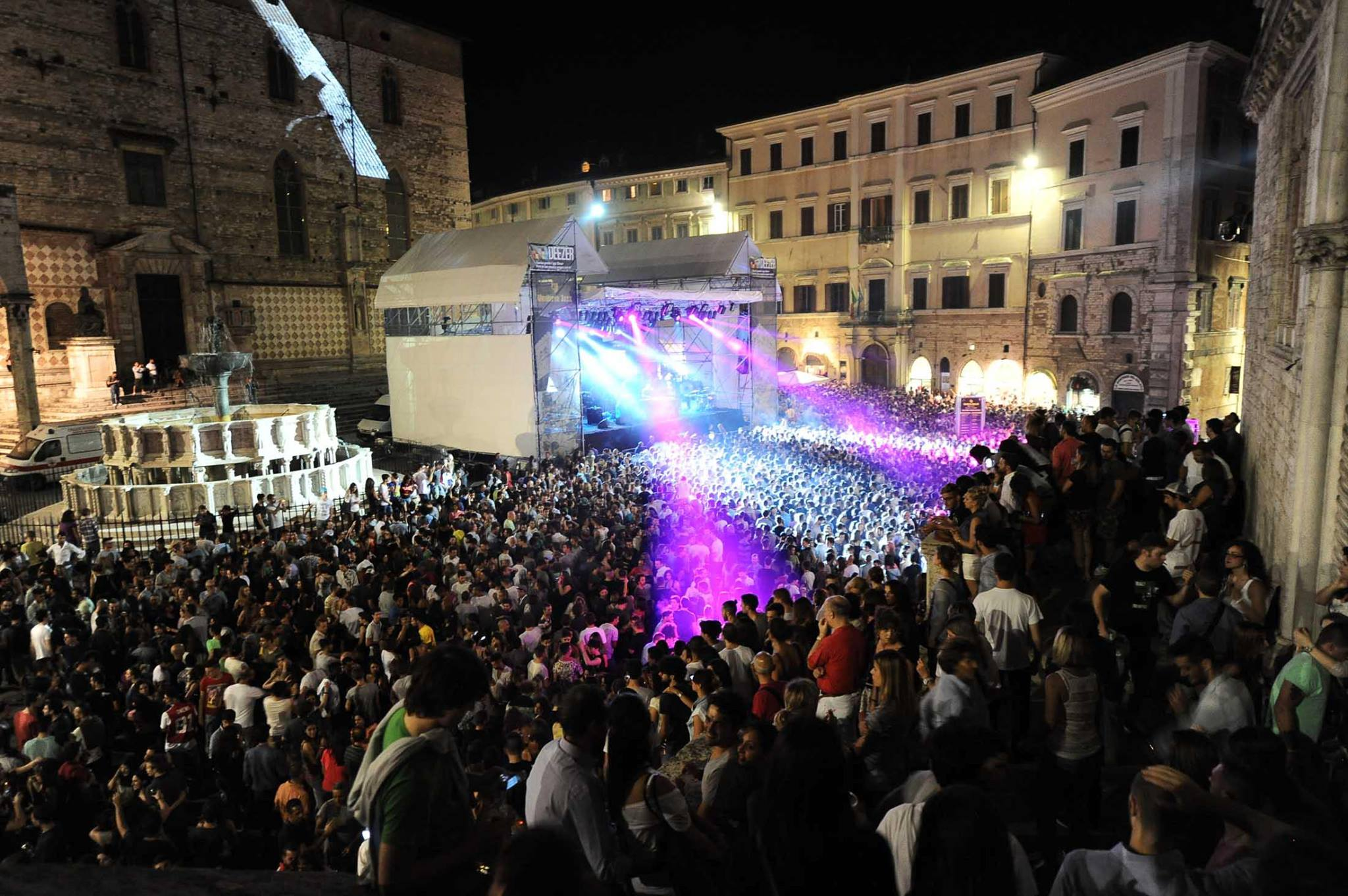 Umbria Jazz Festival 2015 Perugia near luxury villas in Umbria Essential Italy