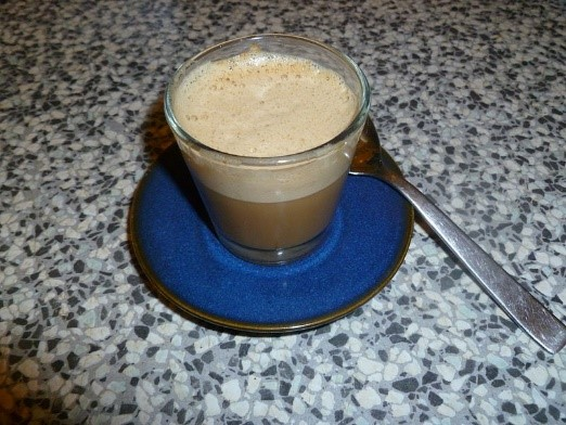 Caffè al ginseng coffee drink enjoyed on Italian holidays with Essential Italy