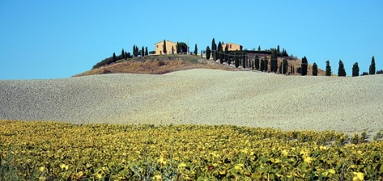 Val d'Orcia Tuscany Italy vintage railway route Essential Italy