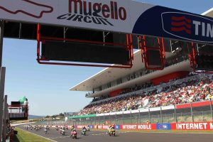 Mugello Circuit starting line – Essential Italy Tuscany Villas