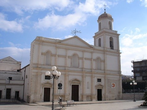 Cathedral of San Sabino, Bari, near our Puglia villas and hotels