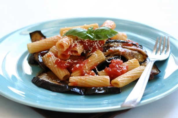Pasta alla Norma recipe to make at our luxury villas in Sicily