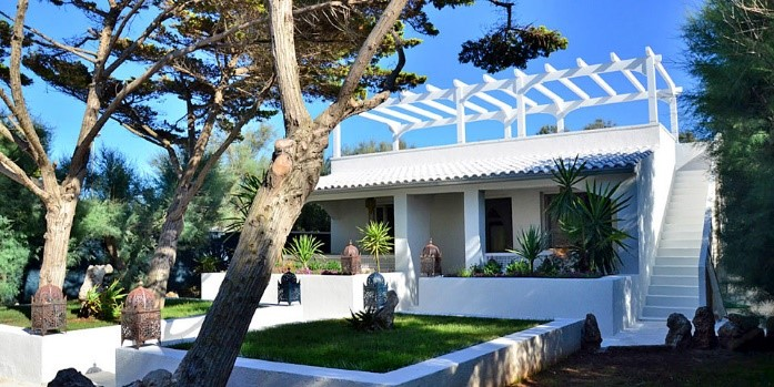 One of our newest apartments in Italy, beautiful Beach House Antonetta in Puglia