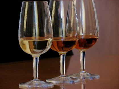 Marsala wine tasted at Essential Italy's Sicily boutique hotels