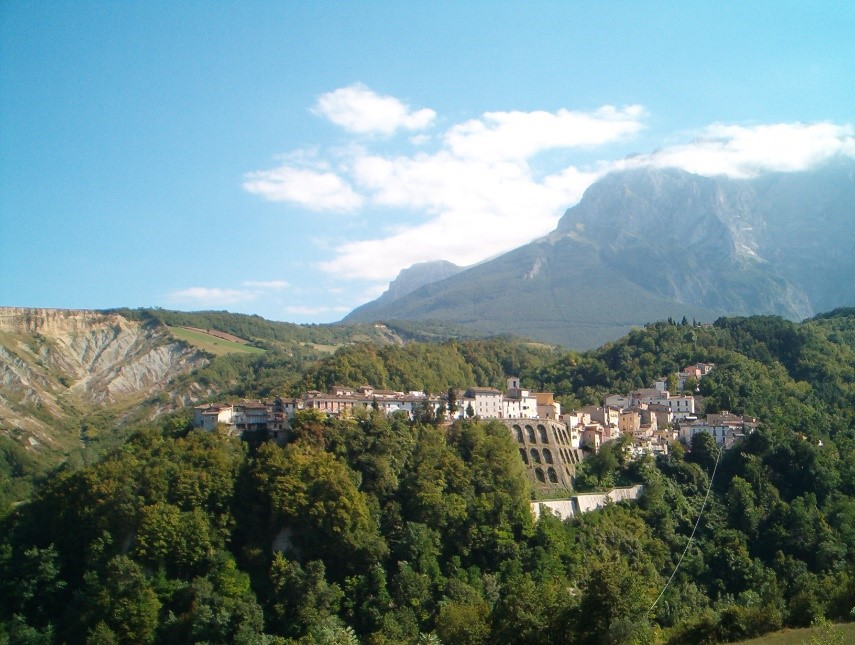 Come and enjoy a holiday in the greenest region in Europe that is Abruzzo!