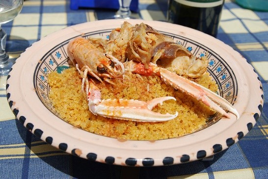 Couscous Fest in San Vito Lo Campo, near our Italian villas in Sicily