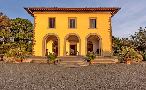 Casa Nova – one of Essential Italy's featured Tuscan villas near Vinci