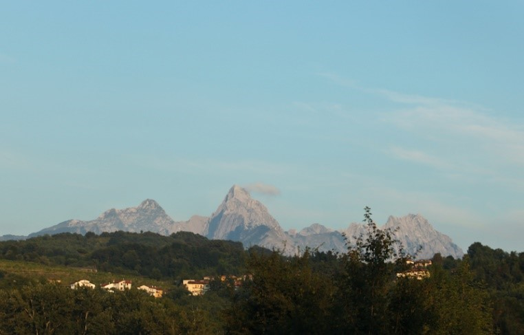 Apuan Alps - mountains near our luxury villas in Tuscany