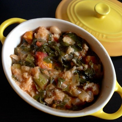 Ribollita, served up in Tuscan restaurants near our Tuscany villas