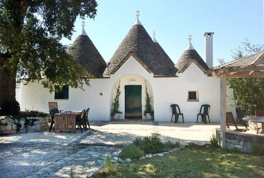 Puglia, home to the unique trullo perfect for authentic Italian holidays