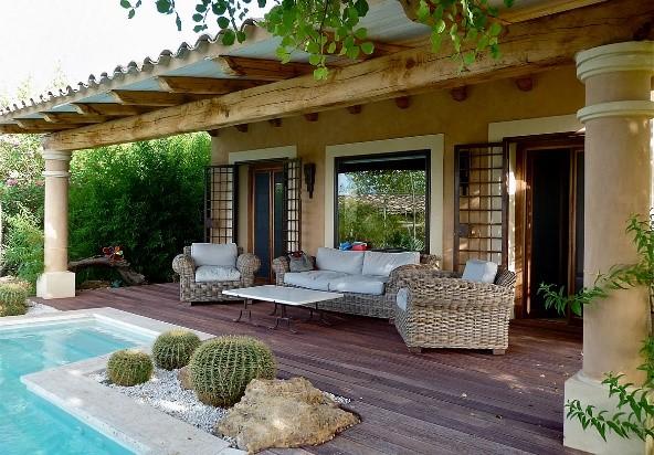 Villa Ashram, one of our new villas in Sicily near Selinunte