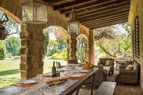 Villa Canalotto, one of our new villas in Sicily near Selinunte