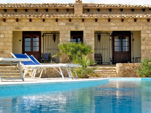 Villa Falco, one of our new villas in Sicily near Selinunte