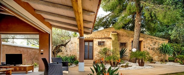 Villa Antura, one of our new villas in Sicily near Selinunte