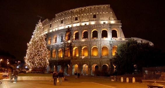 Celebrate Christmas in Italy at an Italian villa