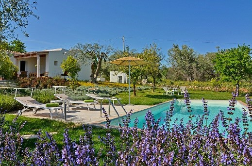Villa Tuffo - one of our newest villas in Sicily