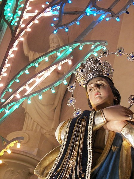 Italy begins its Christmas celebrations with L'Immacolata on December 8