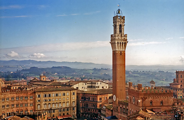 Historic sites visited on Tuscany holidays to be restored including medieval walls of Siena