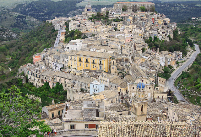 Visit the pretty Baroque town of Ragusa on your holiday to Sicily