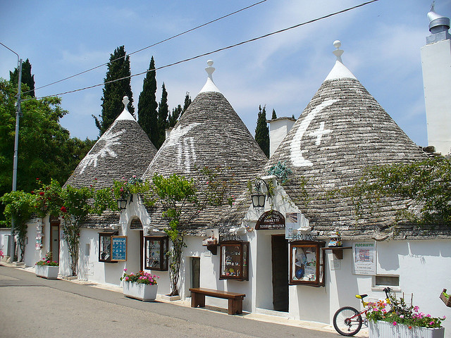 Alberobello – one of five fantastic family days out we recommend in Puglia