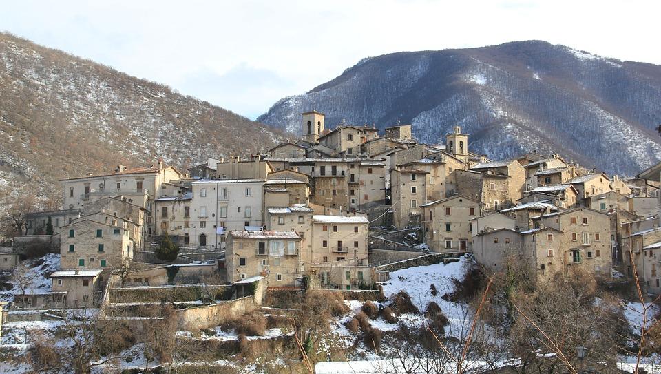 Scanno in Abruzzo