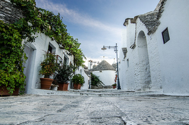 Alberobello – one of the towns to visit on your holidays in Puglia