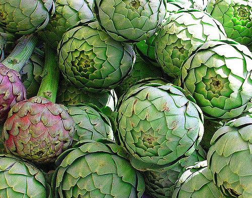 Visit Uri's Artichoke Festival near the best hotels in Sardinia