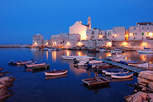 Puglia harbour town near our Puglia villas – Essential Italy's reasons to visit Puglia