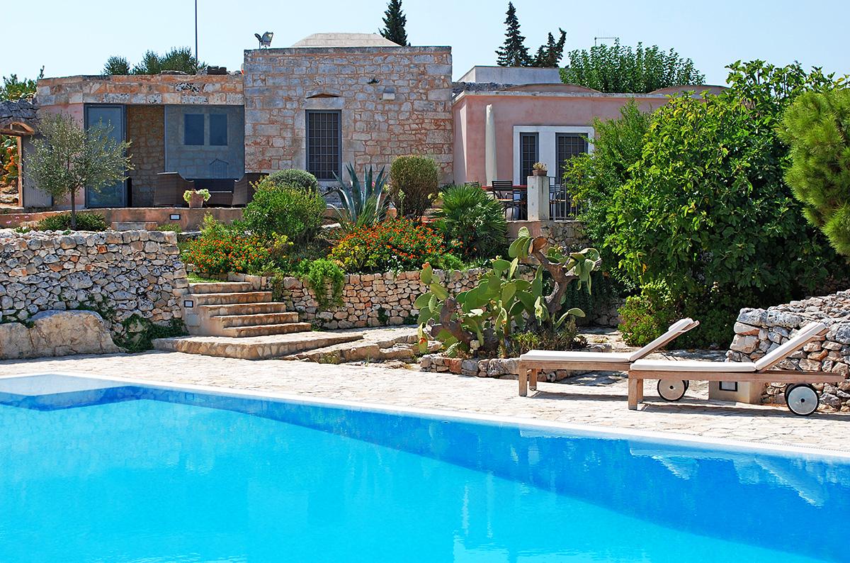 Villa La Mura – luxury accommodation in Puglia with Essential Italy
