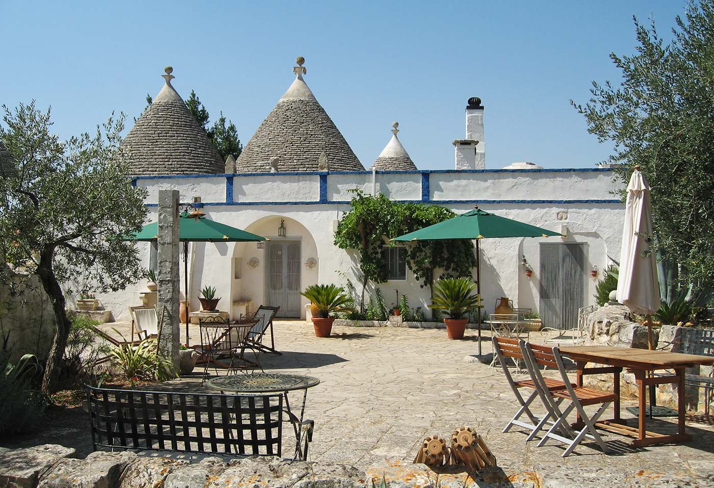 Trulli Country Farmhouse – luxury accommodation in Puglia with Essential Italy