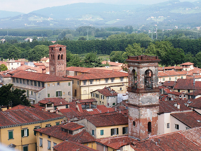 Visit the Lucca Film Festival on your holidays to Tuscany