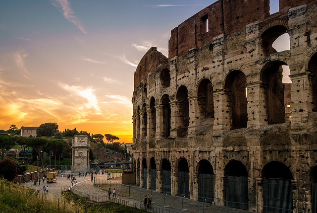 Celebrate Rome's birthday on your holidays in Italy