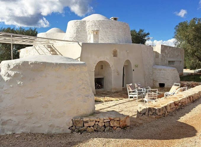 Trullo Torretta one of our new Puglia apartments
