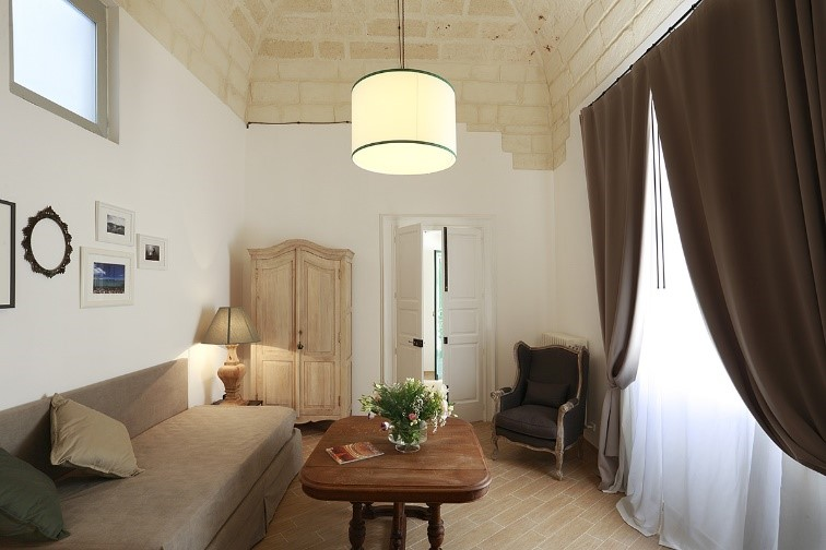 Santa Marta Suites one of our new Puglia apartments