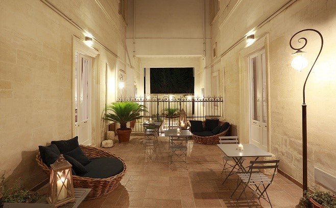 Santa Marta Apartments one of our new Puglia apartments