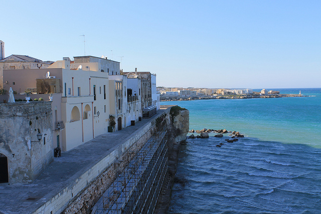 Visit Otranto on your holidays in Puglia
