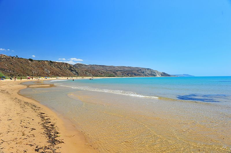 rre Salsa Nature Reserve near our holiday villas in Sicily