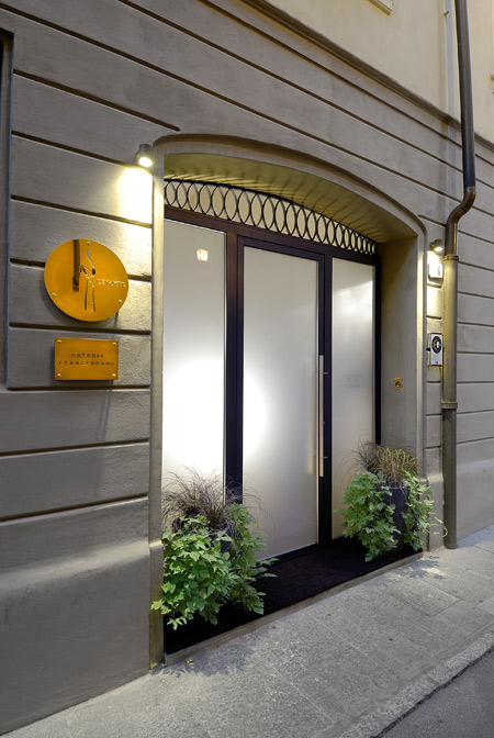 Osteria Francescana, the world's best restaurant near our apartments in Italy