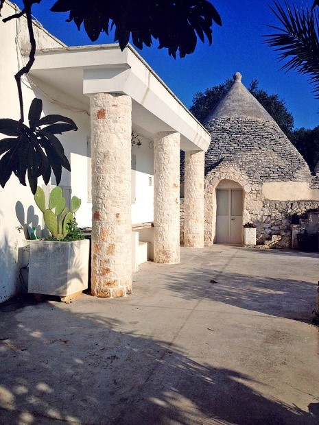 Trullo Tartaruga, one of our new trulli in Puglia