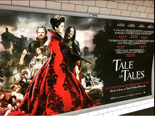 See the filming locations of Tale of Tales on your Italian villa holidays