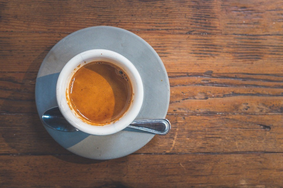 Fantastic coffee available near our luxury apartments in Italy