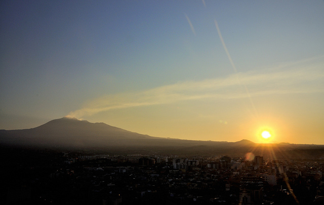 Mount Etna, Sicily holidays, Things to do in Italy, Things to do in Sicily, Princess Beatrice, Sir Richard Branson, Virgin Strive Challenge, Big Change, charity