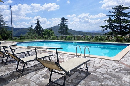 Ai Cedri, one of Essential Italy's luxury villas in Tuscany